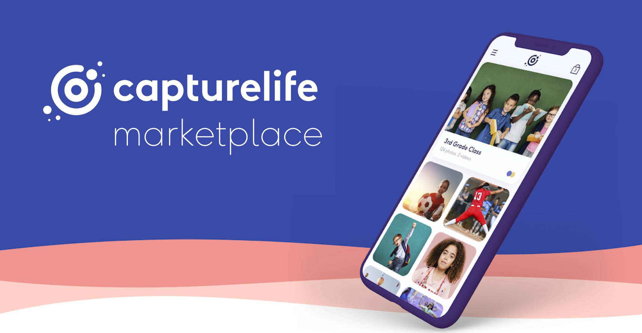 Capturelife Marketplace