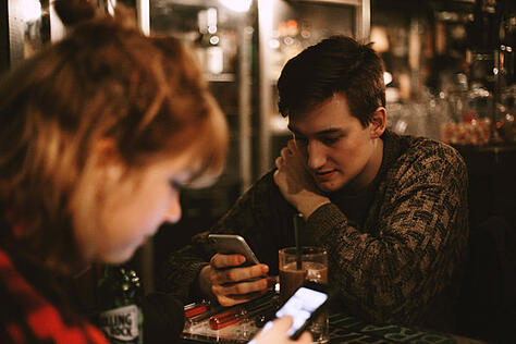 Mobile Apps being used by Millenials