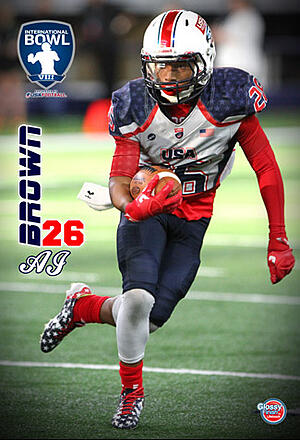USA International Bowl Sports Photography