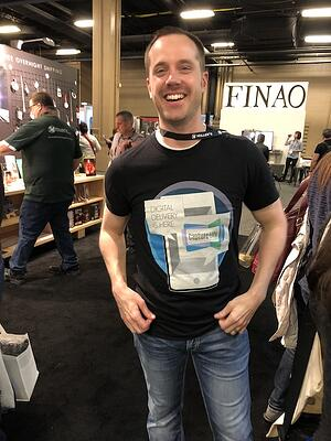Miller's promotes CaptureLife at Imaging USA