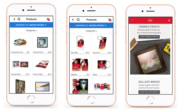 Online Print Photo Product Stores